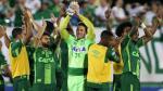Presidente de Chapecoense de Brasil confirmó que ganaron Sudamericana. (Foto: Reuters)