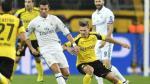 Real Madrid iguala 0-0 en el Santiago Bernabéu ante Borussia Dortmund por Champions League. (Foto: AP)