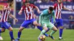 Barcelona vs. Atlético de Madrid EN VIVO: se enfrentan en el Vicente Calderón por la fecha 24 de la Liga española. (Foto: AFP)