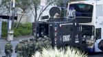 Un equipo SWAT acudió a la zona de Las Vegas en la que un hombre se atrincheró tras matar a una persona. (Foto: AP)