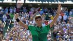 Roger Federer no tuvo problemas para vencer a Juan Martín del Potro y se impuso por 6-3 y 6-4. El suizo clasificó a octavos de final. (Foto: Getty Images)