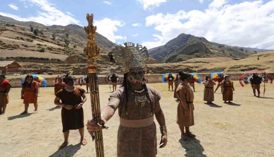 El Teatro del más allá: Chavín de Huantar