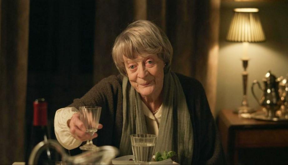 Mi vieja y querida dama