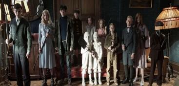 Miss Peregrine y los niños p