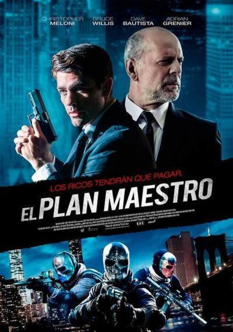 El Plan Maestro (2016) ONLINE Latino
