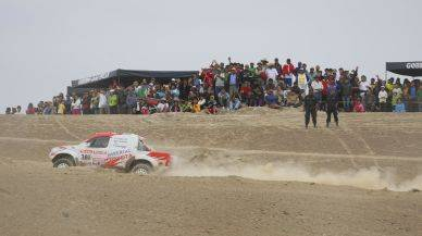 Consejos para ver el Rally Dakar en la ruta