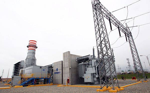 Central térmica de Chilca comenzará a operar en junio próximo
