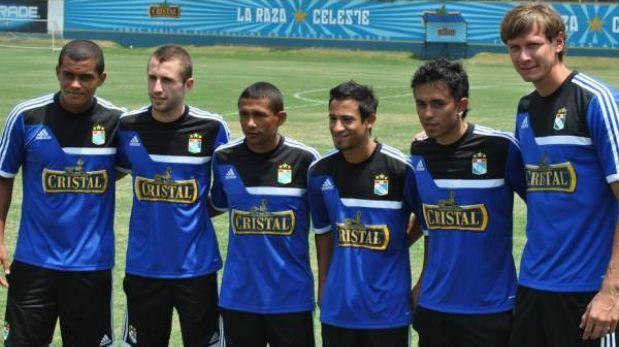Sporting Cristal inició la puesta a punto del plantel 2013