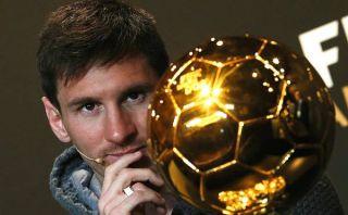 """Messi previo al Balón de Oro: """"No creo que este haya sido mi mejor año"""""""
