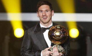 Lionel Messi ganó su cuarto Balón de Oro e hizo historia en el fútbol otra vez