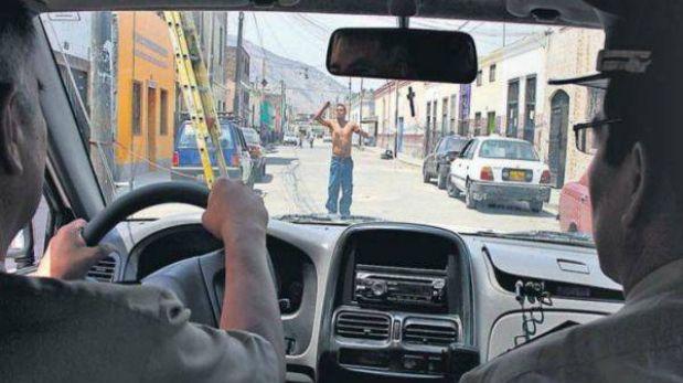 Unos 700 policías dejan de patrullar las calles del Cercado