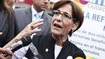 Campaña por el NO a la revocación de Villarán es apoyada por 22 alcaldes - Noticias de debate electoral