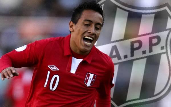 Christian Cueva jugará al lado de Ramírez en el Ponte Preta de Brasil