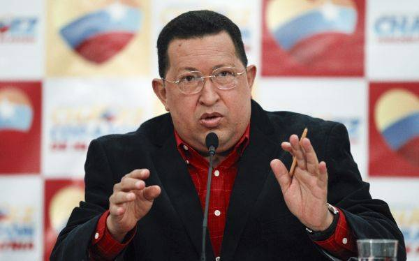 """""""Quienes esperan la muerte de Hugo Chávez se van a quedar con las ganas"""""""