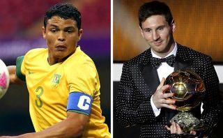 Fin a polémica por Balón de Oro: Thiago Silva sí votó por Messi