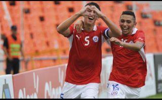 Sub 20: Chile venció 2-1 a Colombia y clasificó a hexagonal final