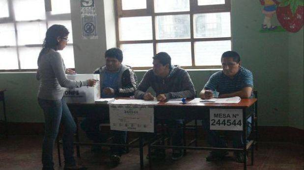 El 7 de julio habrá nuevas elecciones municipales por revocación del 2012