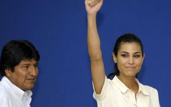 Ex reina de belleza y candidata de Evo Morales puede convertirse hoy en gobernadora