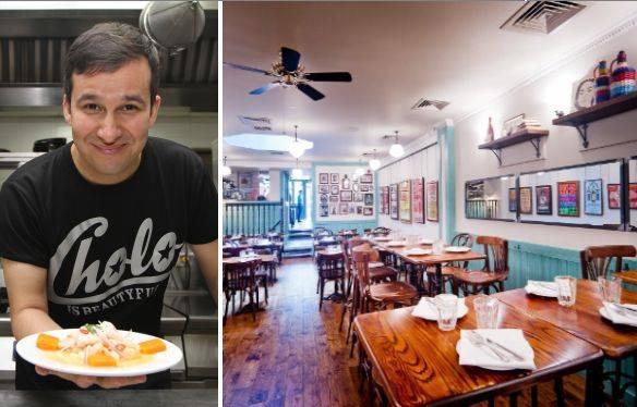 El peruano que lideró iTunes Europa y hoy hace que nuestra comida conquiste Londres