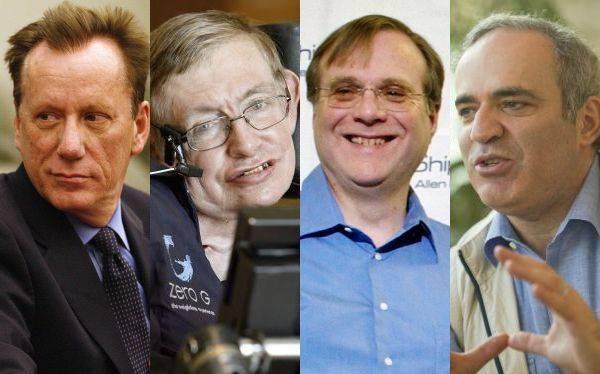Conoce a los diez hombres vivos más inteligentes del mundo