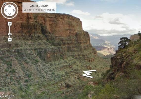 Visita el Gran Cañón del Colorado en un imperdible viaje virtual