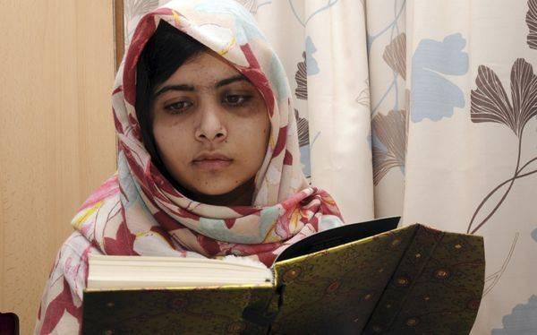 Malala Yusafzai es una de las candidatas al Premio Nobel de la Paz 2013