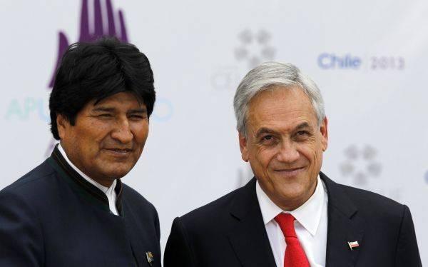 Chile ofreció a Bolivia salida al mar por zona que aún está en litigio con Perú ante La Haya