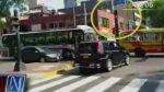 VIDEO: camioneta de comitiva de Humala realizó maniobra temeraria - Noticias de clínica angloamericana