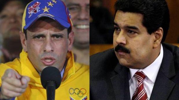 Venezuela sin Chávez: Capriles será el rival de Maduro en elecciones