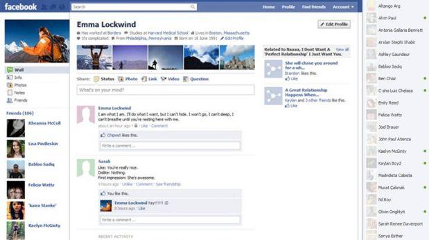 FOTOS: así evolucionó Facebook en nueve años
