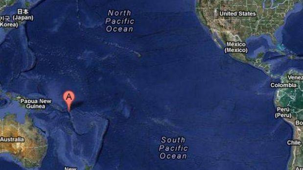Terremoto de 8 grados en Islas Salomón causa alerta de tsunami en el Pacífico