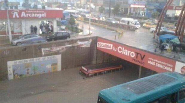 Lluvias en Arequipa dejan 48 mil afectados y 15 viviendas colapsadas