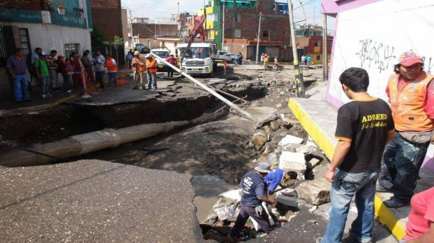 FOTOS: las lluvias en Arequipa dejaron un panorama desolador en las calles