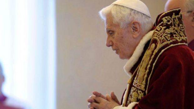 Benedicto XVI es el primer Papa que renuncia en casi 600 años