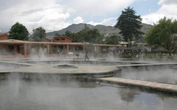 Imagenes De Baños Del Inca:Cajamarca: Complejo turístico Baños del Inca recibirá 700000