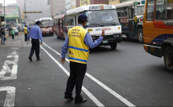 de la revocación: la gestión de Villarán en el transporte urbano
