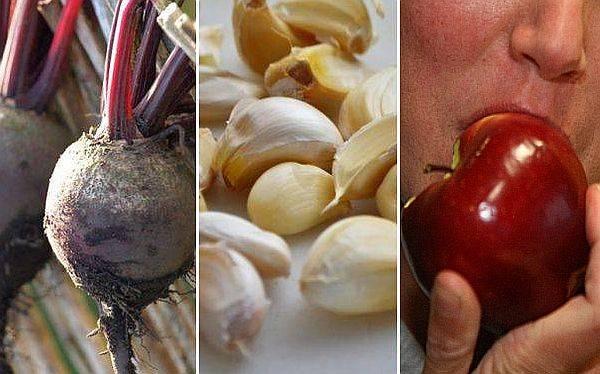 Los cinco mejores alimentos para limpiar y desintoxicar tu organismo