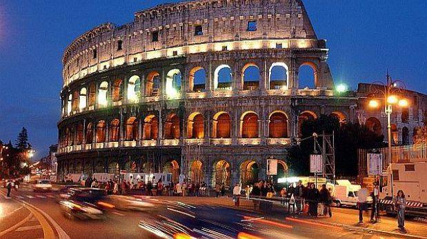 """Coliseo Romano está """"en riesgo"""" de derrumbarse por ampliación del metro"""