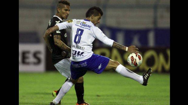 FOTOS: La felicidad de Paolo Guerrero al debutar con gol en la Copa Libertadores
