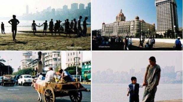 """India: Bombay, la """"fascinante"""" urbe de los contrastes"""