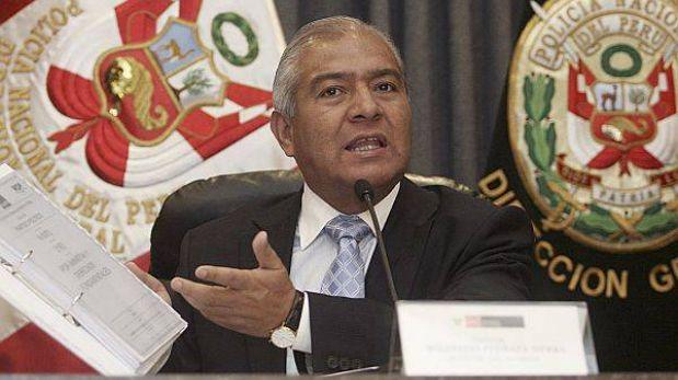 Ministro del interior neg que seguridad ciudadana est en for Declaraciones del ministro del interior hoy