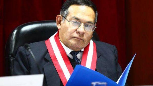 CNM eligió a magistrado Máximo Herrera como su nuevo presidente