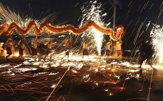 China: pirotécnicos dejaron 37 muertos por celebraciones de año nuevo