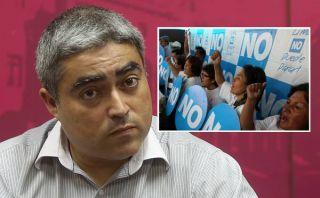 """Opinión de PPK """"no debilita"""" la campaña por el No, afirmó regidor Zevallos"""