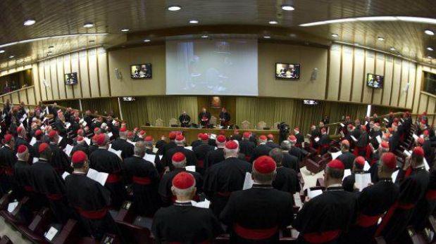 Cónclave en el Vaticano: 142 Cardenales participaron en la primera reunión preparatoria
