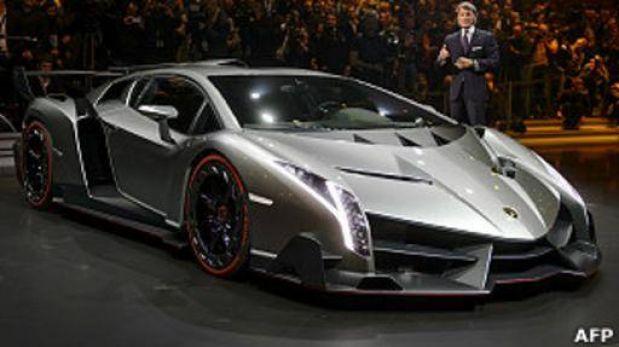 El Veneno de Lamborghini: tan raro que solo habrá tres automóviles