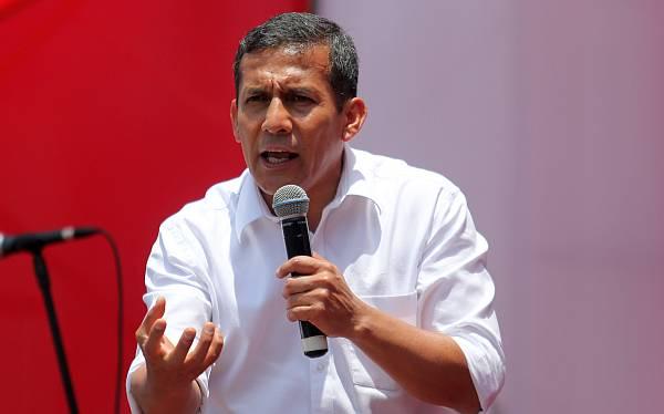 El 73% cree que Humala no cumple su promesa de solucionar la inseguridad ciudadana