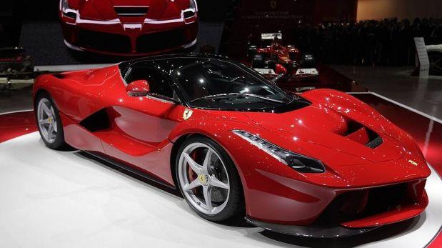 FOTOS: El nuevo Ferrari y otros carros de lujo que se lucen en el Car Show de Ginebra