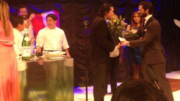 FOTOS: Gastón Acurio se convirtió en el primer latino en recibir el Premio de Gastronomía Mundial