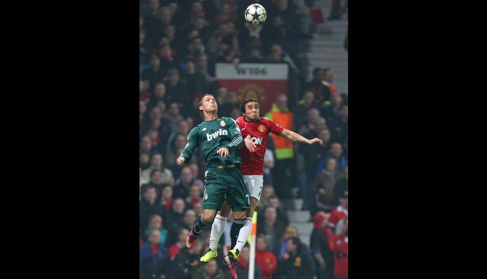 FOTOS: así fue recibido Cristiano en Old Trafford, el estadio que lo ovacionó cuando era figura del Manchester United